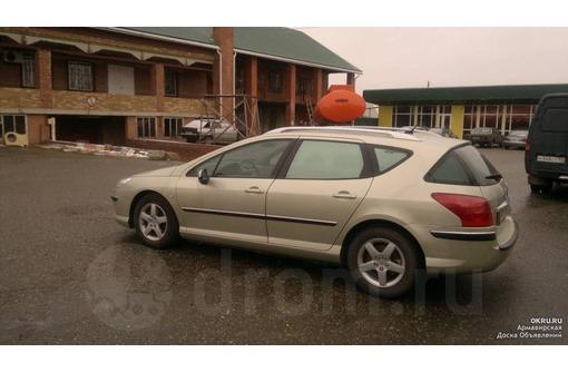 Продам Peugeot 407 sw, год выпуска 2004 г., куплена в 2005 году, бензин, фото — «Реклама Армавира»