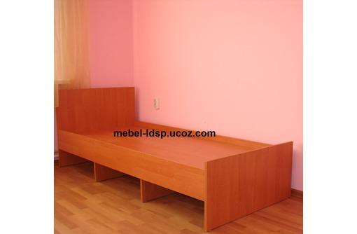 Кровати односпальные для хостелов, гостиниц, рабочих, фото — «Реклама Краснодара»