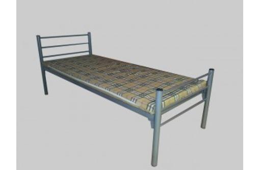 Кровати армейские надежные мелким оптом, фото — «Реклама Анапы»