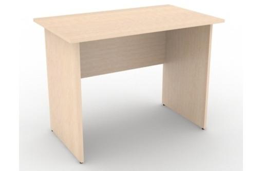 Столы ДСП письменные по цене производства, столы деревянные оптом 1150 руб. со склада, фото — «Реклама Краснодара»
