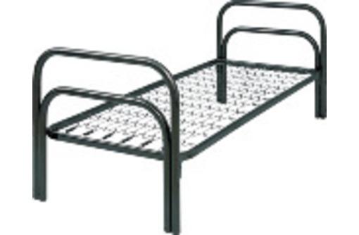 Кровати из металла для больниц и госпиталей, фото — «Реклама Геленджика»