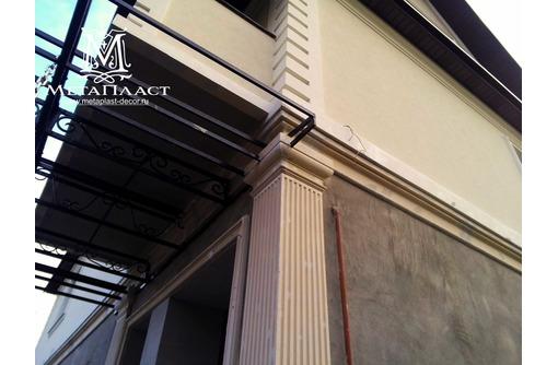 Фасадный декор и ростовые фигуры из пенополистирола, фото — «Реклама Краснодара»