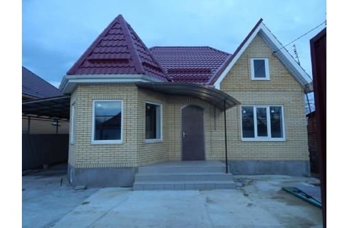 Дом общ. пл. 105 кв. м. на участке 7 соток в ст. Марьянской, фото — «Реклама Краснодара»