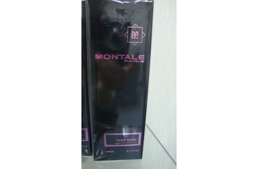 MONTALE DEEP ROSE eau de parfum 100 мл, фото — «Реклама Краснодара»