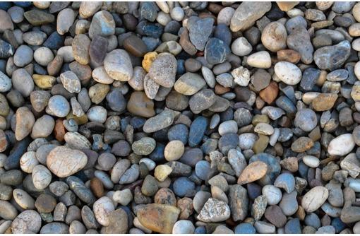 Гравий речной фракция 5-15, 5-40, 5-70, фото — «Реклама Краснодара»