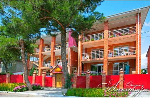 Снять жилье в Геленджике гостиница в центре города, фото — «Реклама Геленджика»