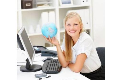Официальная работа на дому в крупной компании, фото — «Реклама Горячего Ключа»