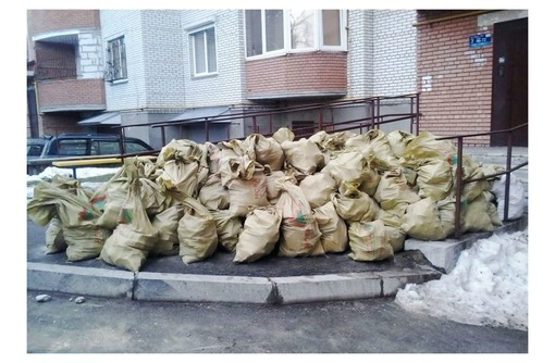 Вывоз строительного мусора, фото — «Реклама Краснодара»