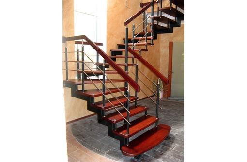 Изготовление лестниц и перильных ограждений., фото — «Реклама Темрюка»
