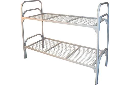 Производство металлических кроватей, фото — «Реклама Адлера»