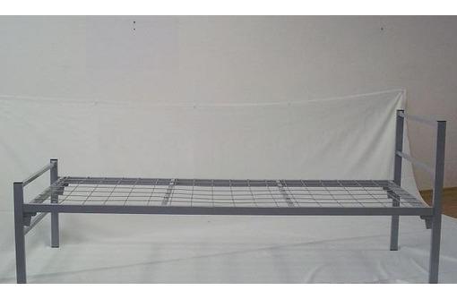 Кровати двухъярусные для строителей, фото — «Реклама Анапы»