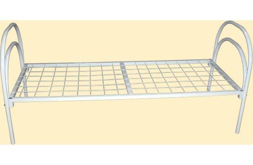 Металлическая кровать икеа, фото — «Реклама Геленджика»