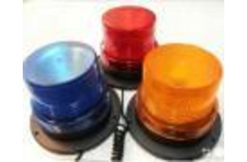 маячок проблесковый светодиодный, фото — «Реклама Краснодара»