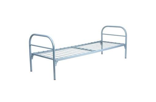 Кровати металлические оптом, кровать 200 200 металлическая, железные кровати, фото — «Реклама Армавира»