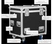 Кофры для любого предназначения, ящики, кейсы, рундуки, фото — «Реклама Краснодара»