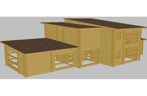 Проектирование Деревянных домов, фото — «Реклама Сочи»