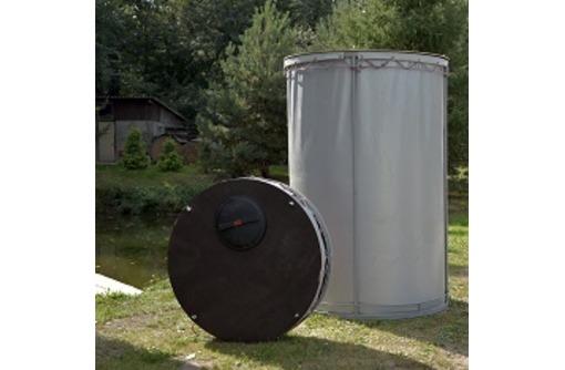 Резервуар разборный, вертикальный в защитном пенале (РРВ-2,15). Объем-2,15 м3, фото — «Реклама Краснодара»