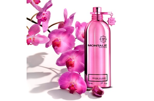 MONTALE ROSES ELIXIR eau de parfum 100 мл, фото — «Реклама Краснодара»