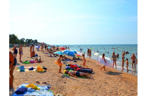 Отдых Голубицкая снять жилье у моря, фото — «Реклама Темрюка»