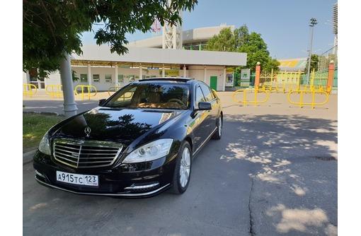 Аренда авто с водителем в Краснодаре, фото — «Реклама Краснодара»