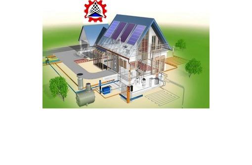 Монтаж систем: Отопление Водоснабжение Вентиляция, фото — «Реклама Краснодара»