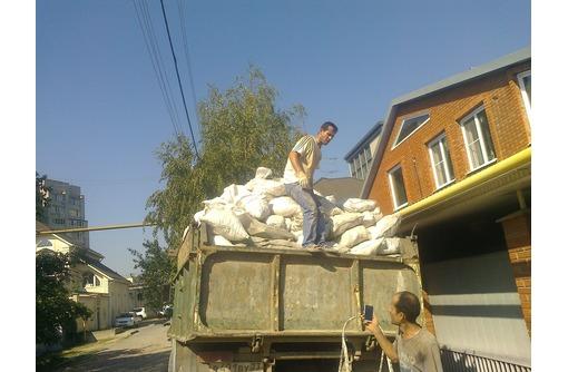 Песок, щебень, керамзит, навоз, фото — «Реклама Краснодара»