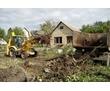 Расчистка участка. Планировка участка. Спил деревьев, фото — «Реклама Новороссийска»