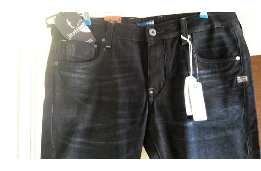 Мужские джинсы G-STAR RAW оригинал., фото — «Реклама Анапы»