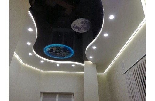Натяжные потолки от производителя!, фото — «Реклама Апшеронска»