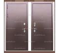Входная дверь Мега металл / металл 100 мм. Россия : - Двери входные в Кубани