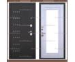 "Входная дверь ""Милена Зеркало"" 1,8 мм. Сандал Белый 90 мм. Россия :, фото — «Реклама Краснодара»"