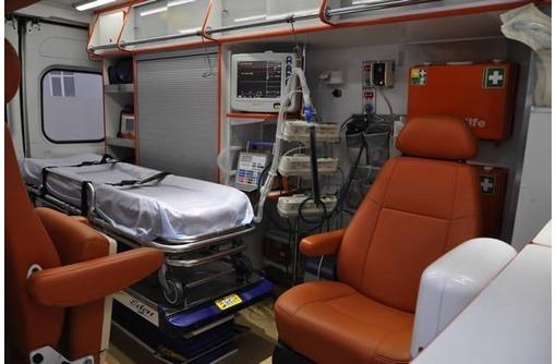 Горячий Ключ . Частная скорая помощь . Перевозка лежачих больных по РФ, фото — «Реклама Горячего Ключа»