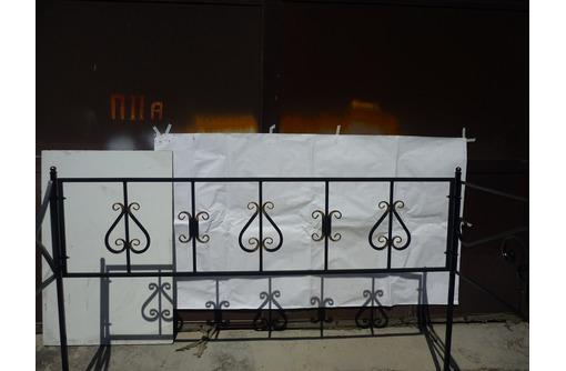 Оградки, ограждения, решетки., фото — «Реклама Темрюка»