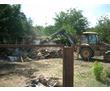 Расчистка участка под строительство в Армавире и Новокубанске, фото — «Реклама Армавира»