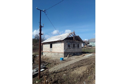 Продается дом 70 м2 по документам недострой 50%, фото — «Реклама Хадыженска»