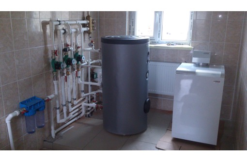 Отопление,водоснабжение, канализация., фото — «Реклама Гулькевичей»