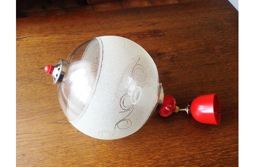 Потолочная подвесная люстра шар, фото — «Реклама Краснодара»