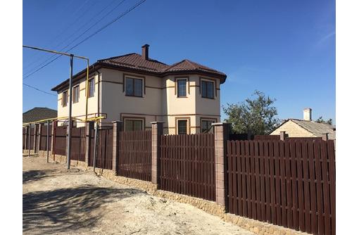 Продам новый двухэтажный дом в Крыму, фото — «Реклама Тихорецка»