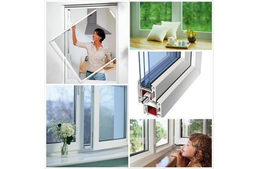 Металлопластиковые окна и двери, фото — «Реклама Гулькевичей»