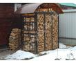 Красивая дровница  переносная, фото — «Реклама Апшеронска»