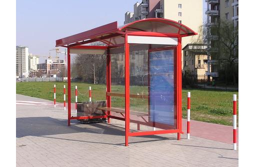 Автобусная остановка Павильон Краснодар, фото — «Реклама Краснодара»