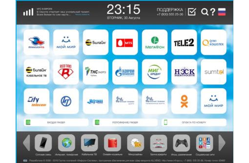 Программное обеспечение платежных терминалов нового поколения, фото — «Реклама Хадыженска»