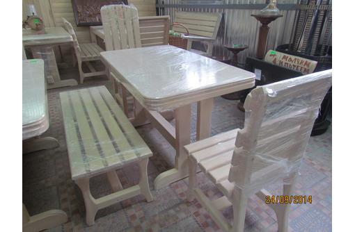 Мебель для бани и сауны из липы, фото — «Реклама Апшеронска»