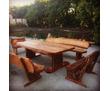 мебель из массива ручной работы, фото — «Реклама Краснодара»