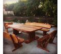 мебель из массива ручной работы - Столы / стулья в Краснодаре