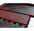 Резиновая плитка на пол, недорого - Напольные покрытия в Белореченске
