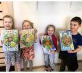 Креативное рисование для детей 4-х лет. - Детские развивающие центры в Сочи