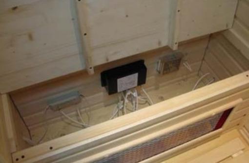 Оборудование для инфракрасной кабины, в сауну, фото — «Реклама Геленджика»