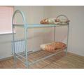 Кровати металлические, хороший выбор для бытовок, строителей и тд. - Мебель для спальни в Анапе