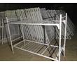 Кровати металлические для рабочих, общежитий, для комплектации бытовок., фото — «Реклама Усть-Лабинска»